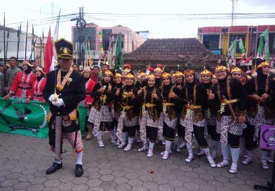 1000 Bregodo Tumpeng & Festival Tumpeng Nusantara 2020